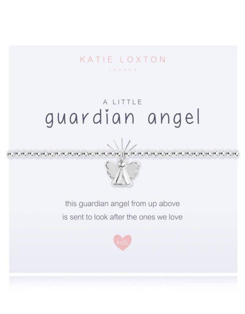 KATIE LOXTON KLJC452 A LITTLE - GUARDIAN ANGEL - WHITE