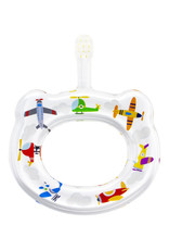 HAM-BB-09 AIRPLANES TOOTHBRUSH