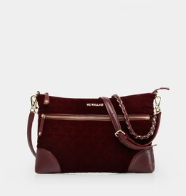 MZ WALLACE CROSBY CROSSBODY Port Velvet