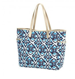 VIV&LOU SEA GLASS HAYDEN TOTE