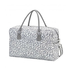 VIV&LOU SMOKEY LEOPARD TRAVEL BAG