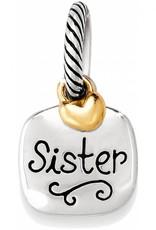 BRIGHTON JC0252 SISTER SISTER CHARM