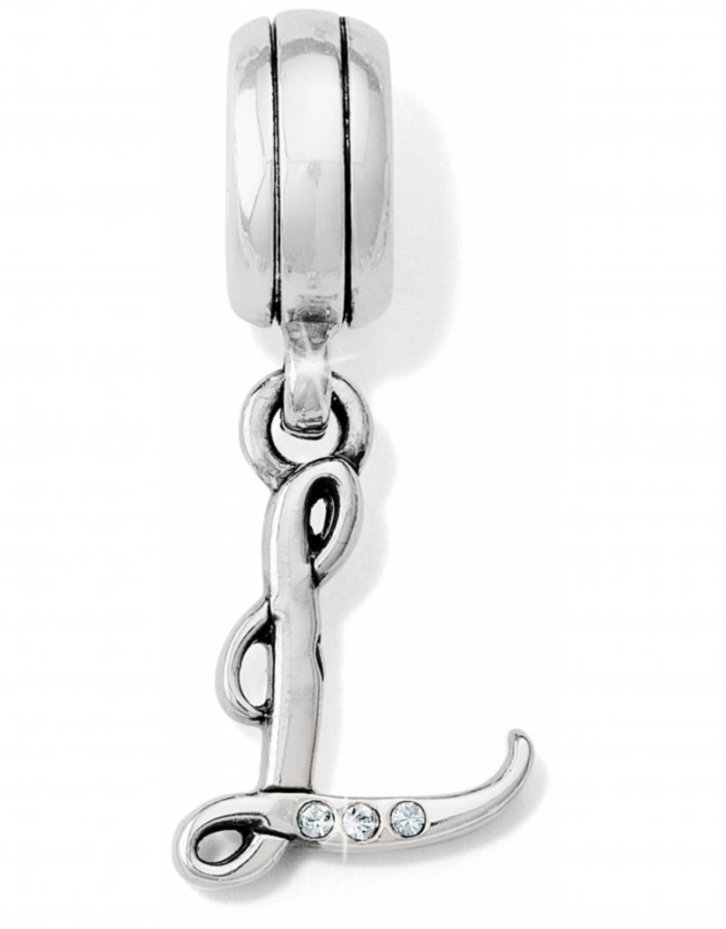 BRIGHTON JC2592 INITIALLY YOURS CHARM L