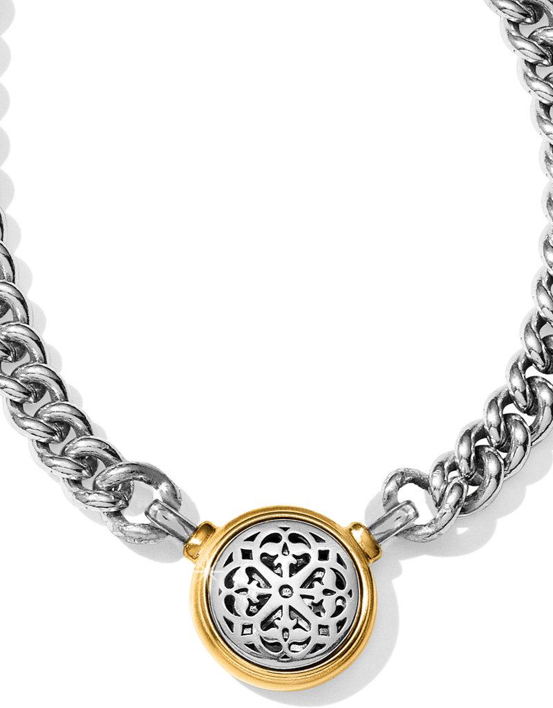 BRIGHTON JM1612 Ferrara Two Tone Necklace