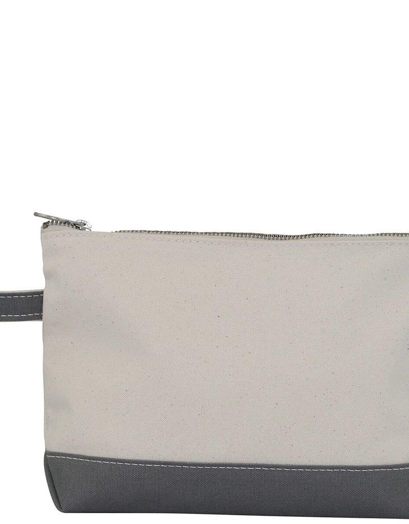 Monogrammed Makeup Bag