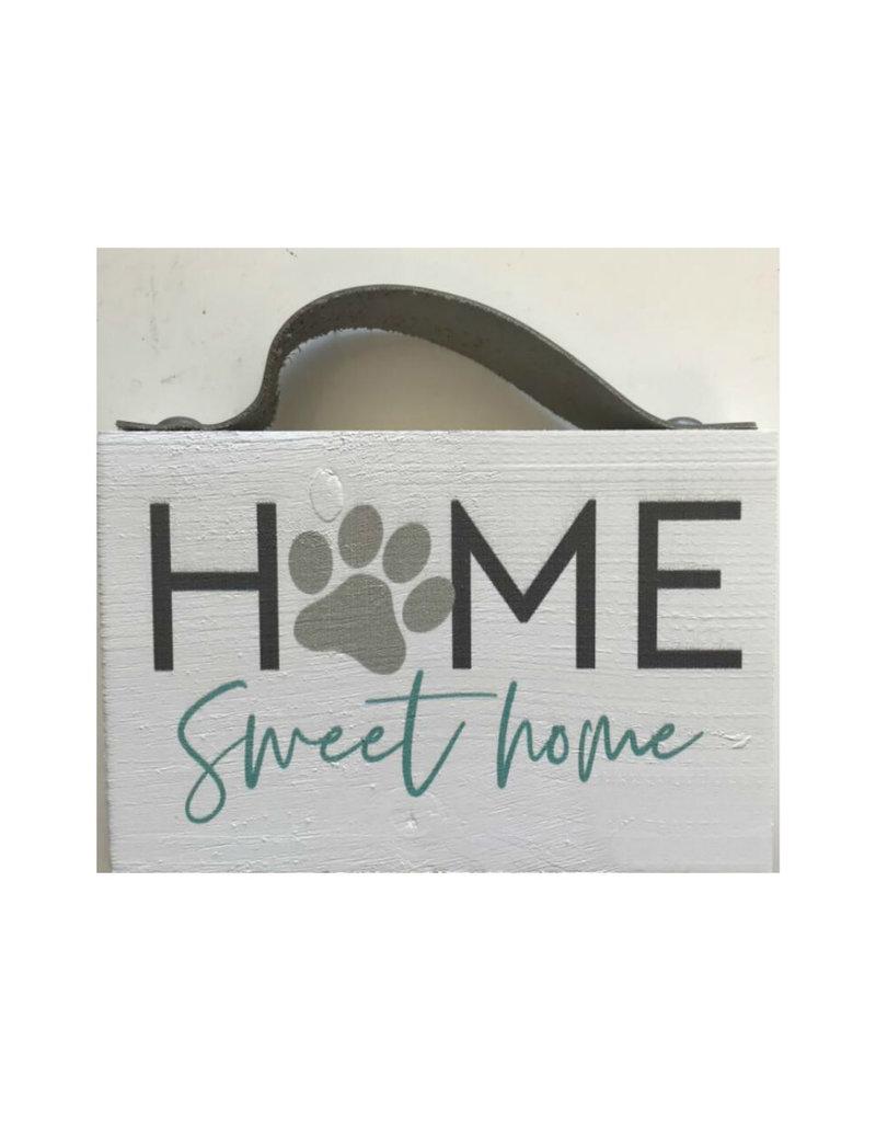 BLS0025 HOME SWEET HOME- 5X3.5