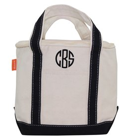 Monogrammed Small Lunch Tote Cooler