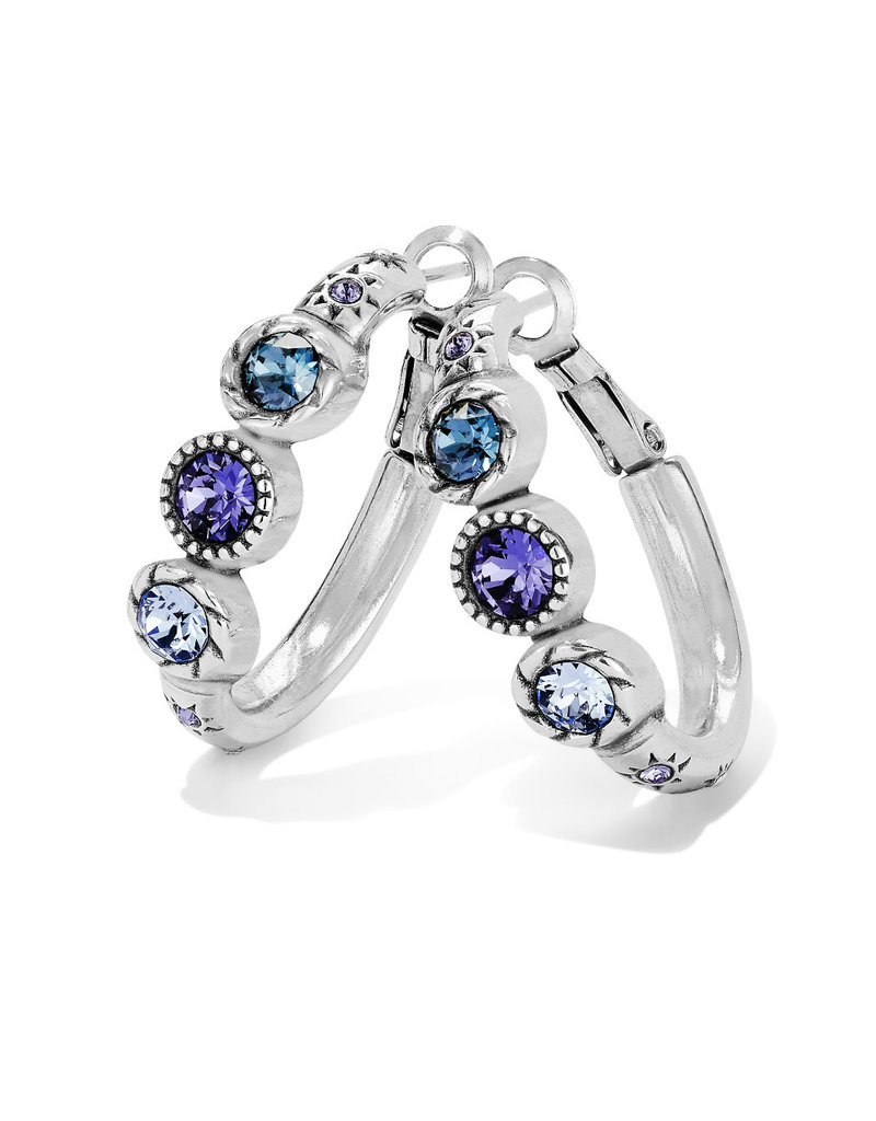BRIGHTON JA6573 HALO TRIO HOOP EARRINGS