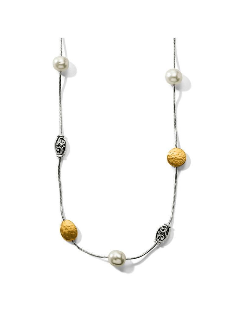 BRIGHTON JL854A Mediterranean Pearl Long Necklace