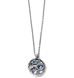 BRIGHTON JM2753 HALO PETITE NECKLACE