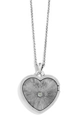 BRIGHTON JM2871 First Day Of Spring Locket Necklace