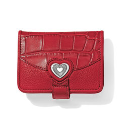 BRIGHTON T1039L Bellissimo Heart Small Wallet
