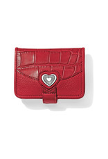 BRIGHTON T1039L Bellissimo Heart Small Wallet