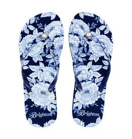 BRIGHTON Batik Flip Flops