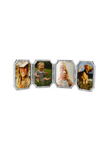 BRIGHTON G10640 Tapestry Four-Picture Frame