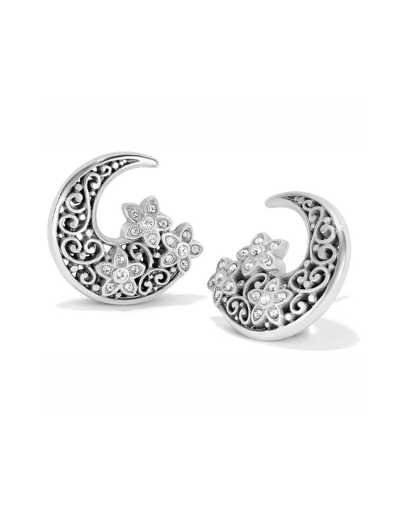BRIGHTON JA6621 BARONESS FIORI POST EARRINGS