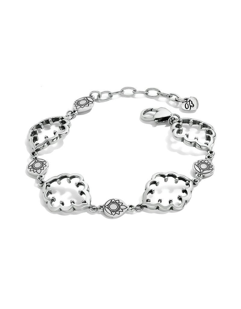 BRIGHTON JF7811 Journey To India Lotus Bracelet