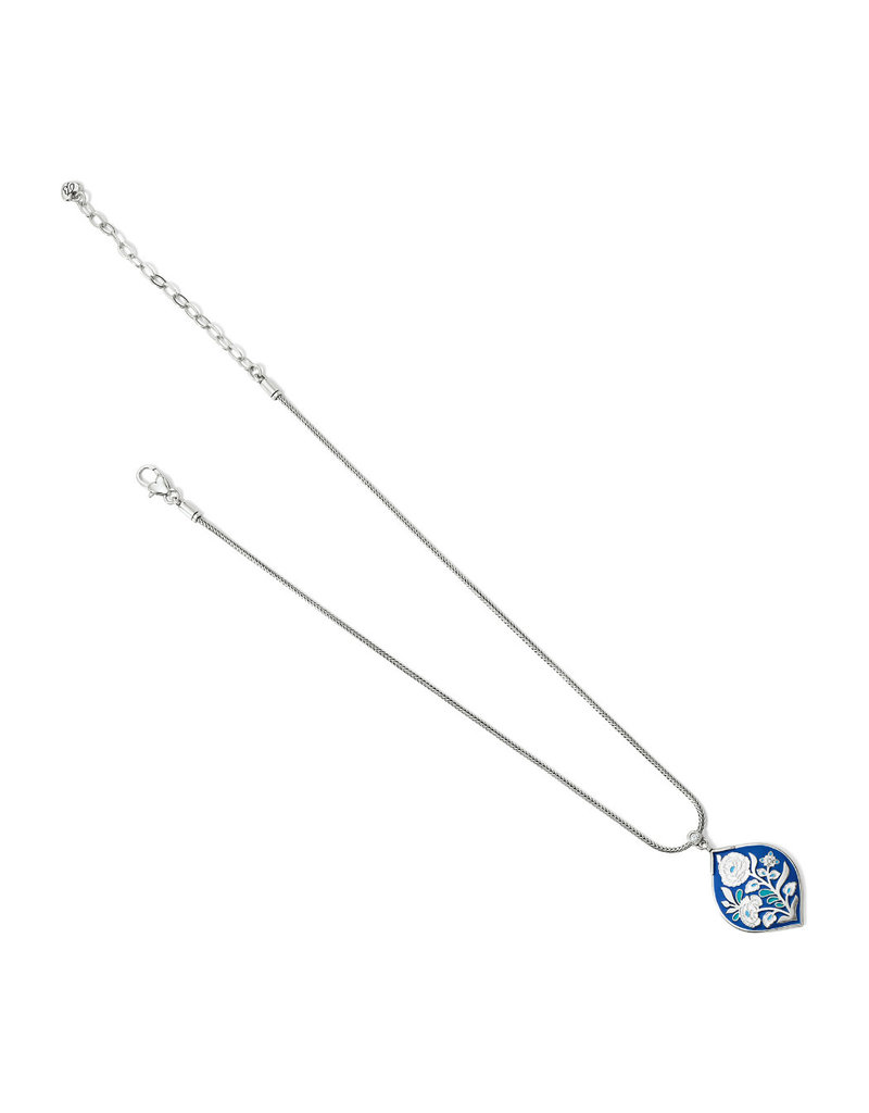 BRIGHTON JM3433 Journey To India Indigo Short Necklace