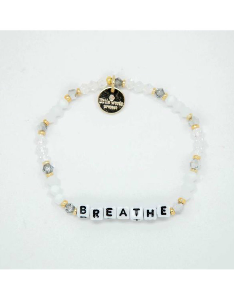 LITTLE WORDS PROJECT Breathe Empire