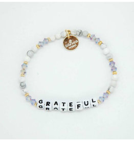 LITTLE WORDS PROJECT Grateful Creampuff
