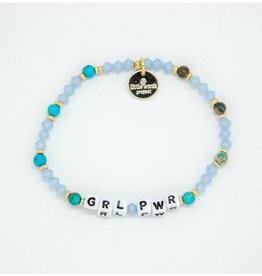 LITTLE WORDS PROJECT GRL PWR Sea Breeze
