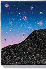 BRIGHTON G82973 Halo Space Notepad