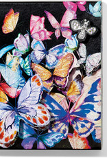 BRIGHTON G8298M Enchanted Garden Butterfly Notepad