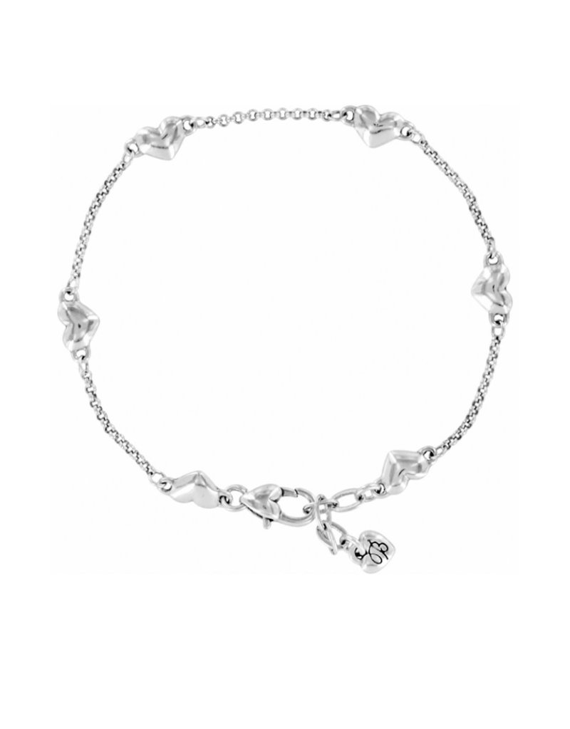 BRIGHTON J70712 Kiss & Tell Anklet