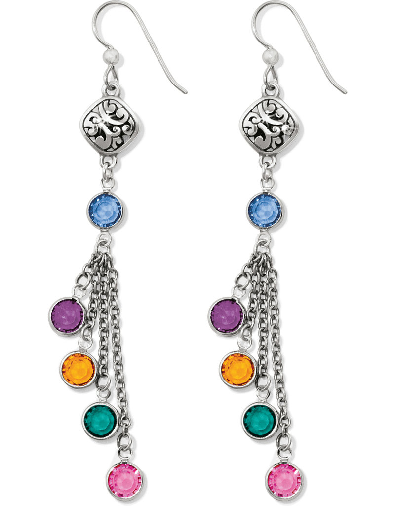 BRIGHTON JA4093 Elora Gems French Wire Earrings