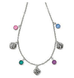 BRIGHTON JL8603 ELORA GEMS SHORT NECKLACE