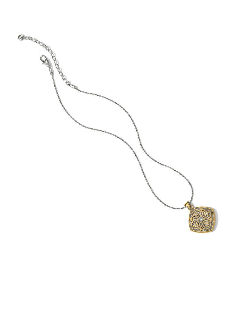 BRIGHTON JM2162 Pink City Reversible Short Necklace