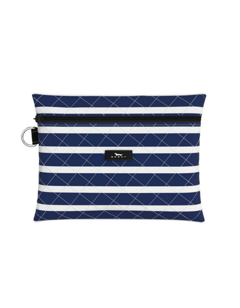 SCOUT 13051 Plus 1 FOLDABLE TRAVEL BAG Nantucket Navy