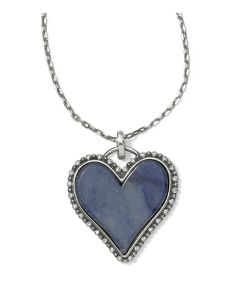 BRIGHTON JM087B TWINKLE AMOR NECKLACE