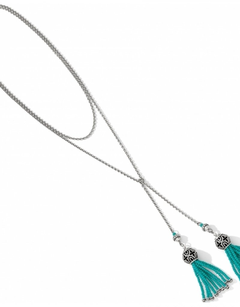 BRIGHTON JL5533 Boho Roots Lariat Necklace