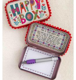 NATURAL LIFE PBX090 Color Letter Prayer Box