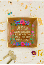 NATURAL LIFE GLST106 See The Good In Everything Glass Keepsake