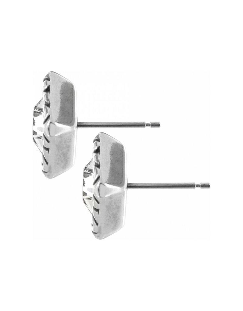 BRIGHTON J21640 REGINA MINI POST EARRINGS