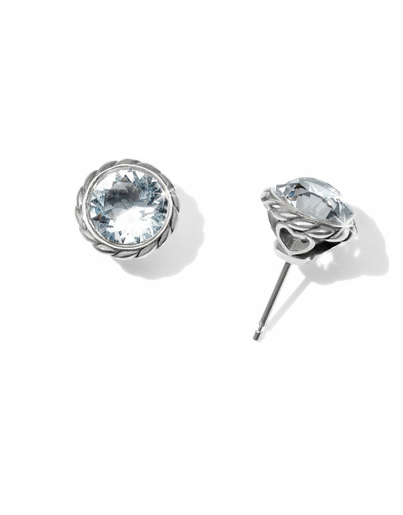 BRIGHTON JA173C IRIS STUD EARRINGS