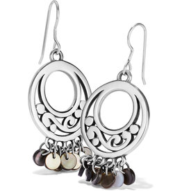 BRIGHTON JA6963 Contempo Shell French Wire Earrings
