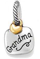 BRIGHTON JC0222 World's Best Grandma Charm