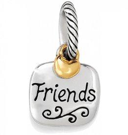 BRIGHTON JC0262 Friends Forever Charm