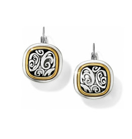 BRIGHTON JE4371 Spin Master Leverback Earrings