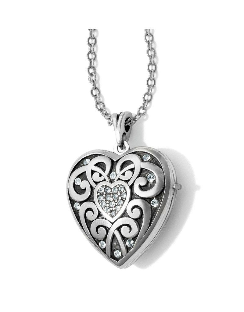 BRIGHTON JN1952 Sweet Memory Locket Necklace