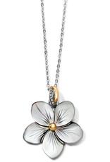 BRIGHTON JM3033 Neptune's Rings Shell Flower Necklace