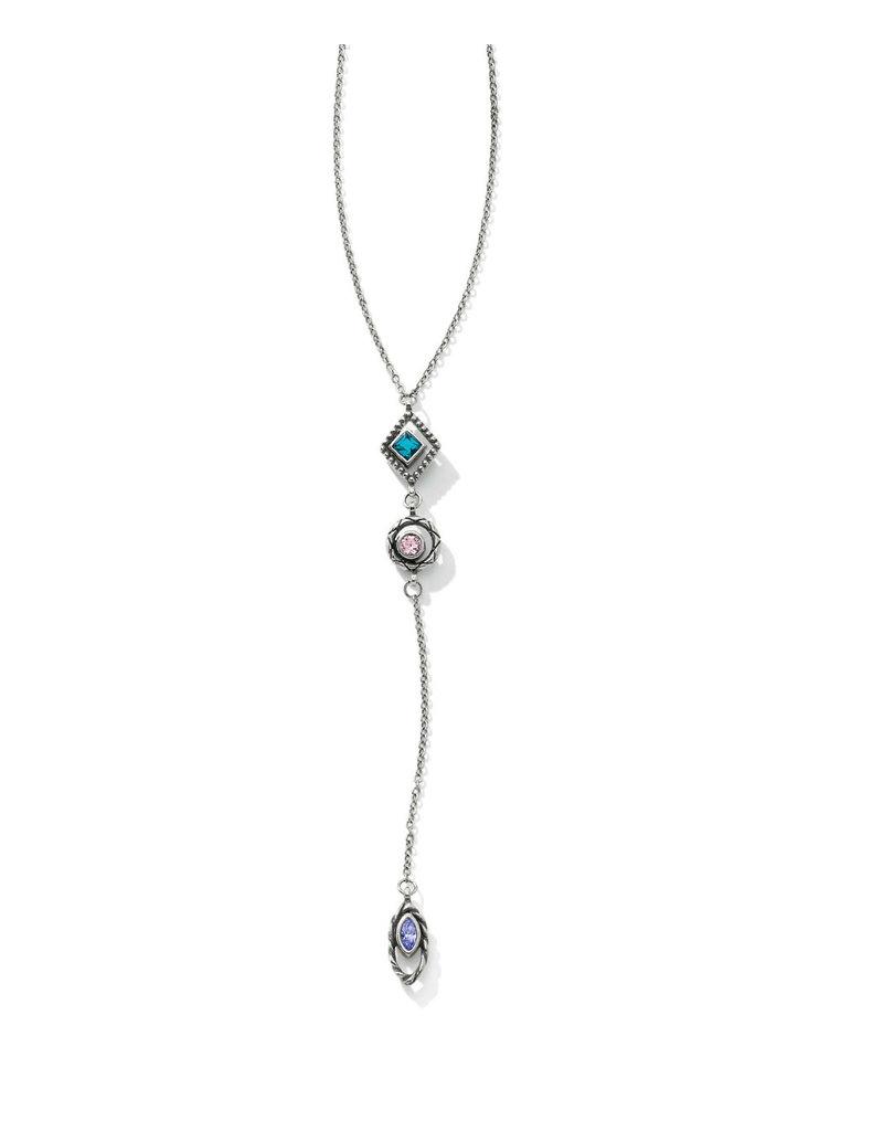 BRIGHTON JL6173 Halo Horizon Y Necklace