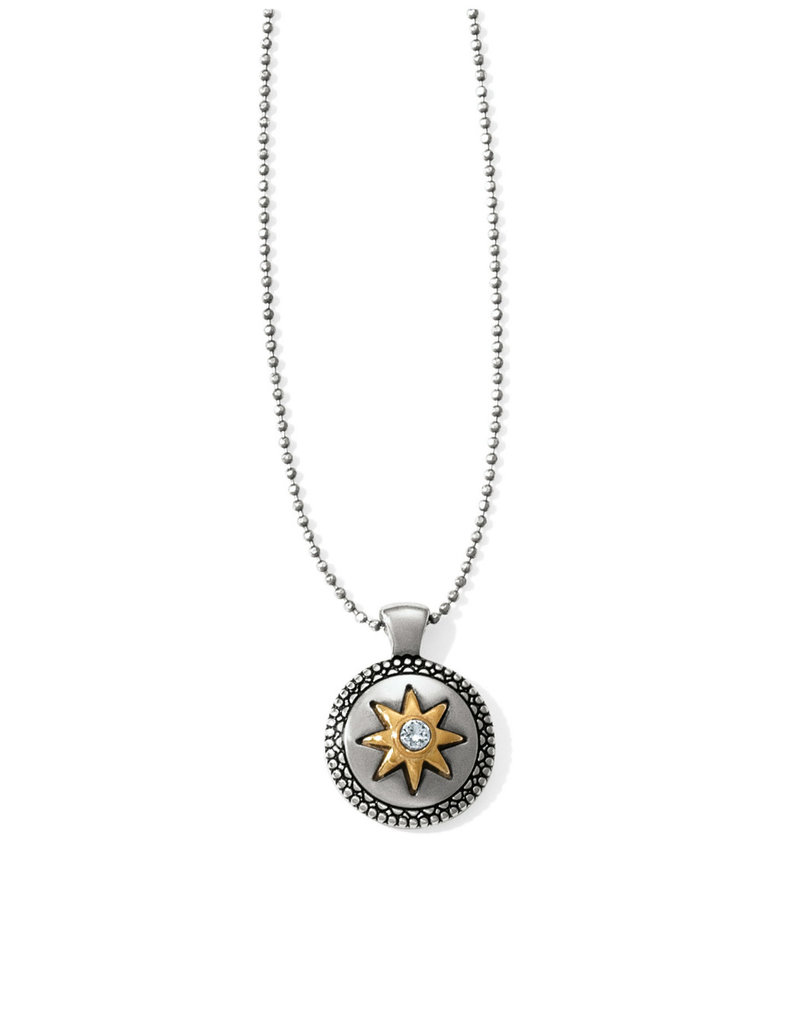 BRIGHTON JL7213 Cherished Sunshine Petite Necklace