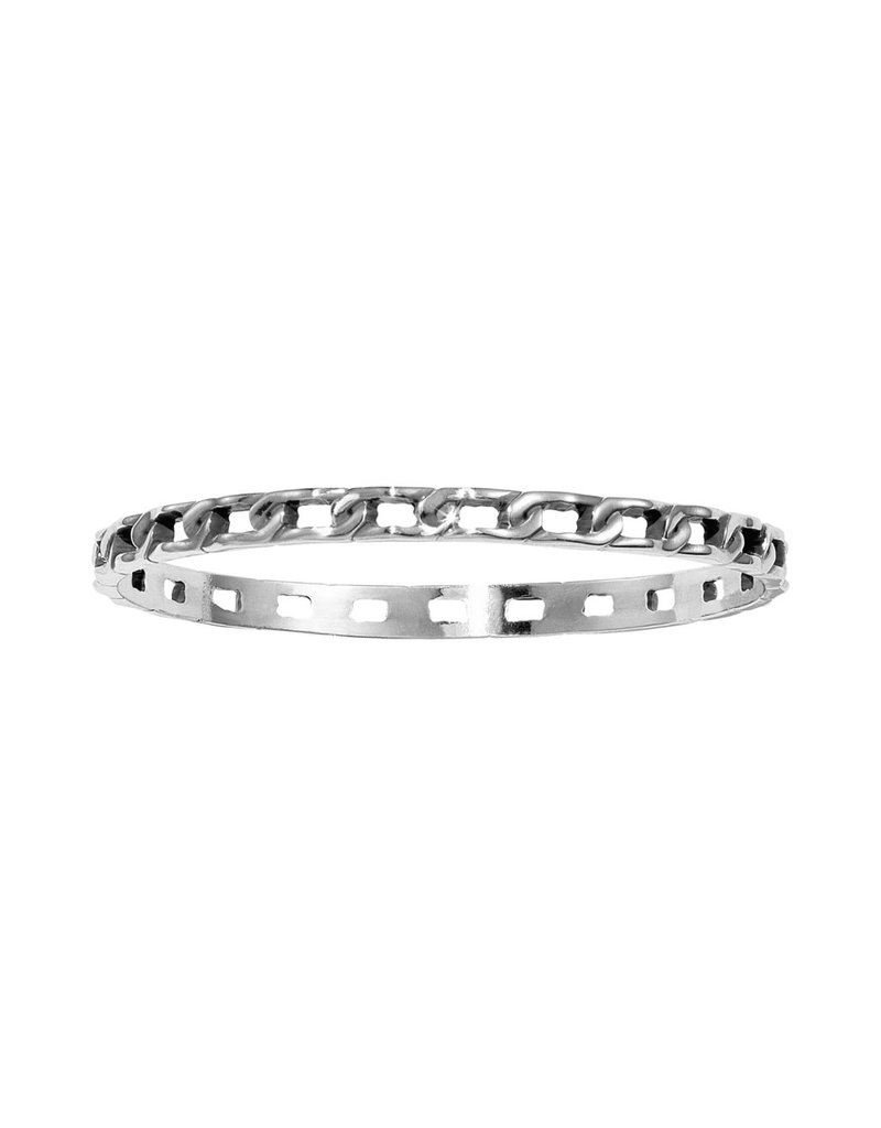 BRIGHTON JF3370 NEPTUNE'S RINGS CHAIN BANGLE