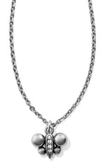 BRIGHTON JL8371 Meridian Petite Butterfly Necklace