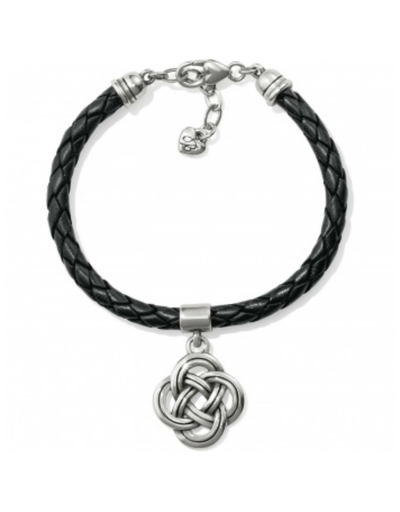BRIGHTON JF5130 INTERLOK MEDALLION BRACELET