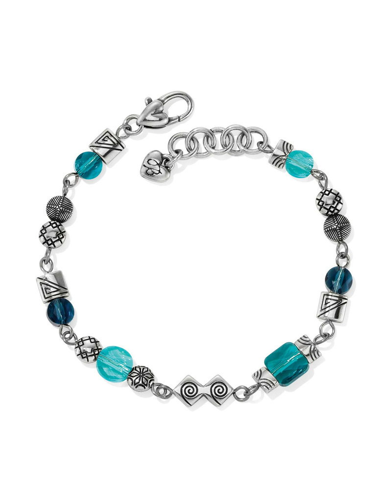 BRIGHTON JF4803 MARRAKESH BAZAAR BLUE BRACELET